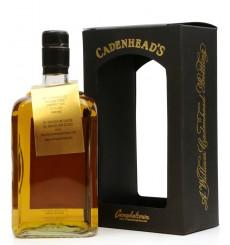 Dalmore 25 Years Old 1990 - Cadenhead's Single Cask