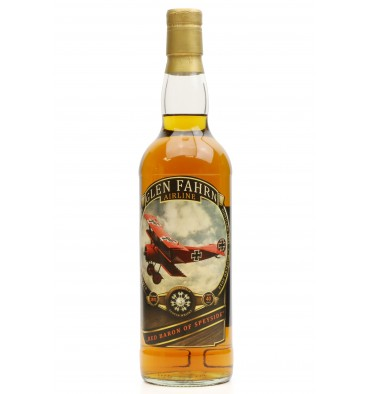 Red Baron Of Speyside 40 Years Old 1971 - Glen Fahen Airline