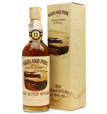 Highland Park 12 Years Old - James Grant & Co