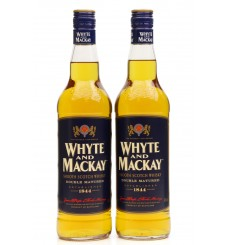 Whyte & Mackay Double Matured x2