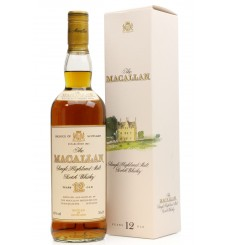 Macallan 12 Years Old - Sherry Wood For Duty Free