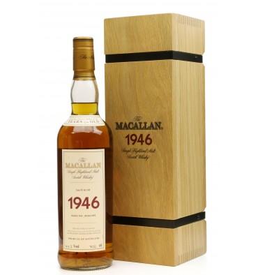 Macallan 56 Years Old 1946 - Fine & Rare