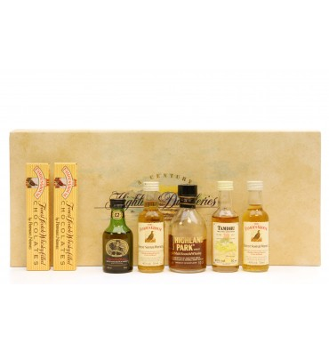 Highland Distilleries - Century of Quality Miniature Set