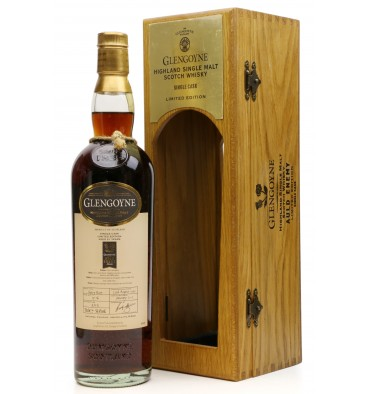 Glengoyne 21 Years Old 1990 Single Cask - Auld Enemy Limited Edition
