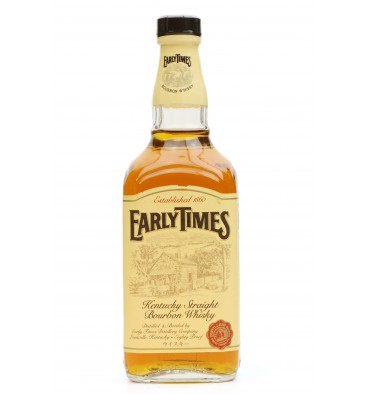 EarlyTimes Kentucky Straight Bourbon Whisky