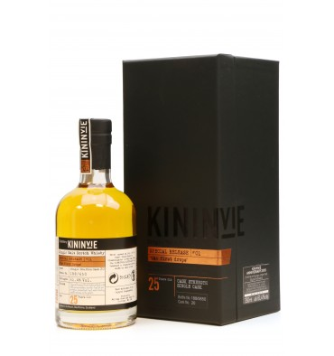 Kininvie 25 Years Old 1990 - The First Drops (35cl)
