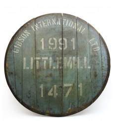 Littlemill 1991 - Cask End