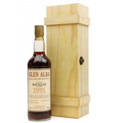 Macallan 1991 - 2010 Kincardine Brothers Glen Alba Collection