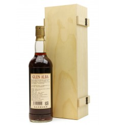 Macallan 1991 - 2010 Kincardine Brothers Glen Alba Collection