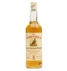 Famous Grouse 6 Years Old - French Import (75cl)