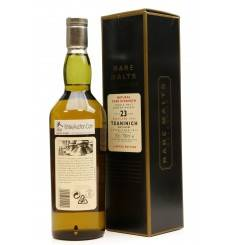 Teaninich 23 Years Old 1973 - Rare Malts