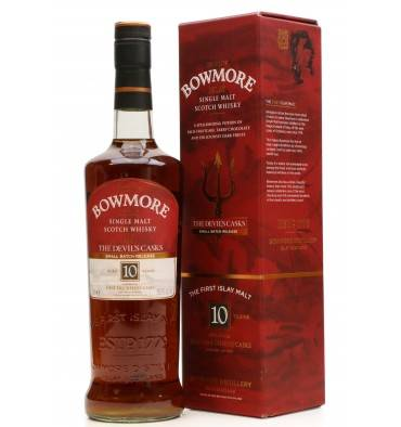 Bowmore 10 Years Old - The Devil's Casks Batch Release I