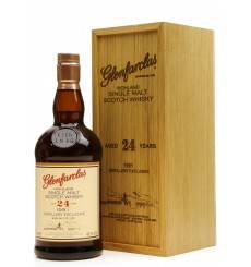 Glenfarclas 24 Years Old 1991 - 2015 Distillery Exclusive
