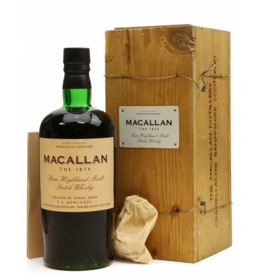 Macallan The 1874 Replica