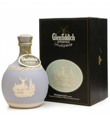 Glenfiddich 21 Years Old - Wedgwood Decanter