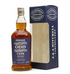 Springbank Odd Cask - No 1999 / 419