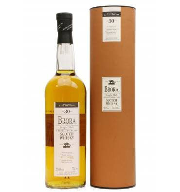 Brora 30 Years Old - 2004 Limited Edition