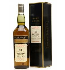 Rosebank 22 Years Old 1981 - Rare Malts