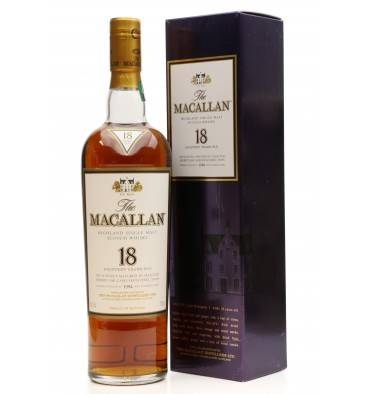 Macallan 18 Years Old 1994