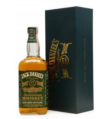 Jack Daniel's Old No.7 - Green Label (750ml)