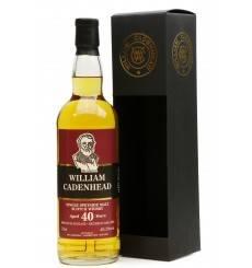 Glenfarclas 40 Years Old  - William Cadenhead