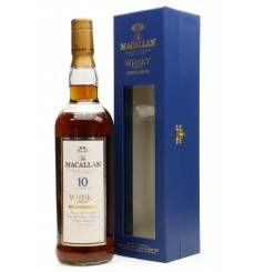 Macallan 10 Years Old - Whisky Magazine 10th Anniversary