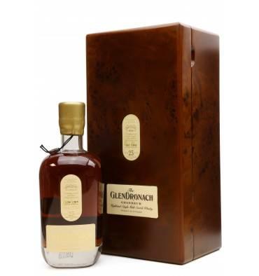 Glendronach 25 Years Old - Grandeur Batch 8
