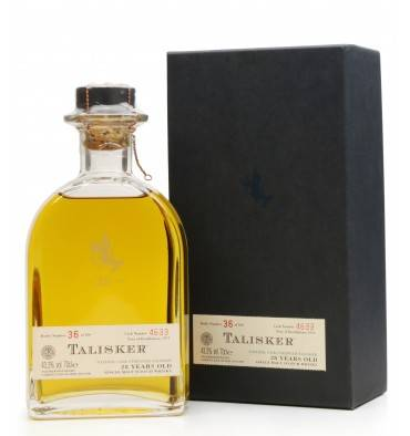 Talisker 28 Years Old 1973