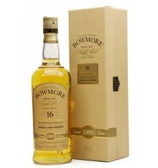 Bowmore 16 Years Old 1989 - Limited Edition