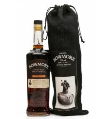 Bowmore Hand Filled 1997 - 1st Edition 1st Fill Sherry Butt
