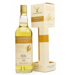 Brora 1982 - G&M 2008 Connoisseurs Choice