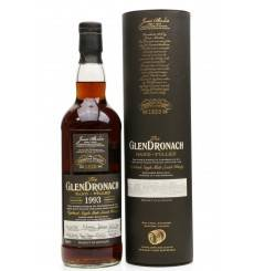 Glendronach 1993 - 2012 Hand Filled