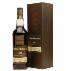 Glendronach 38 years Old 1972 - Single Cask No.718