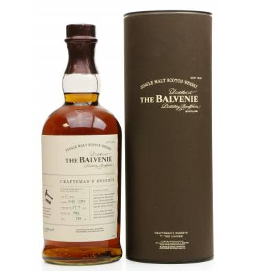 Balvenie 15 Years Old - Craftsman's Reserve No.1 The Cooper