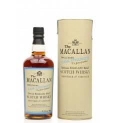 Macallan Cask Strength 1989 - Oloroso Sherry Butt (50cl)