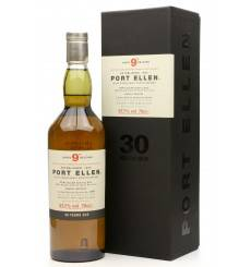 Port Ellen 30 Years Old - 9th Release