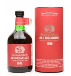 Bunnahabhain 1968 - 2012 Auld Acquaintance