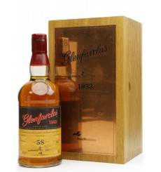 Glenfarclas 58 Years Old 1953 - Wealth Solutions Single Cask No.1674