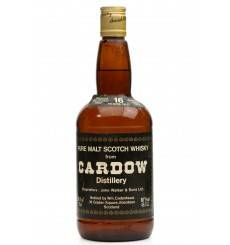 Cardow 16 Years Old 1962 - Cadenhead's Dumpy