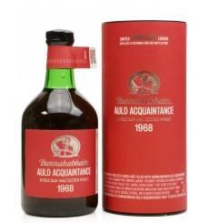 Bunnahabhain 1968 - 2002 Auld Acquaintance