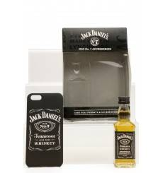 Jack Daniel's Miniature with iPhone 5 Case