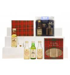 Miniature Gift Sets x3 (5 bottles)