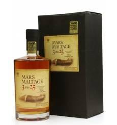 Mars Shinshu 28 Years Old Maltage - 3 plus 25 WVA Best Blended Malt