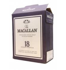Macallan 18 Years Old 1997 x6 (Case)