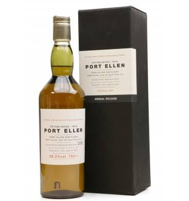 Port Ellen 22 Years Old - 1st Release
