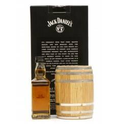 Jack Daniel's Old No.7 Miniature & Barrel Pen Pot
