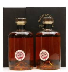 Littlemill 36 Years Old 1967 & Dunglass 37 Years Old 1967 - Signatory Vintage Rare Reserve