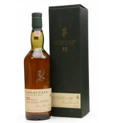 Lagavulin 25 Years Old - 2002 Limited Cask Strength