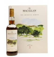 Macallan The Archival Series - Folio 2