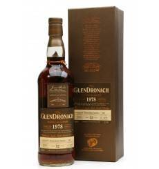 Glendronach 32 Years Old 1978 - Single Cask No. 1067
